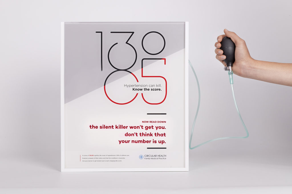 Pendoring awards wins for hypertension campaign