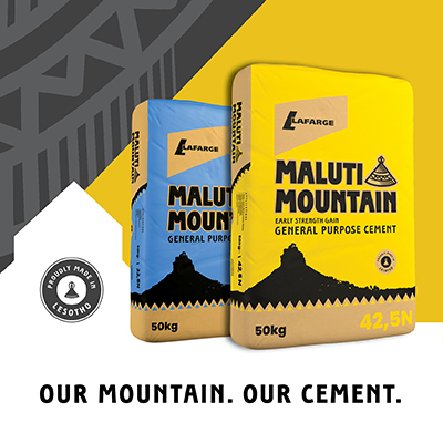 maluti mountain cement case study